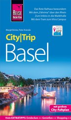 Reise Know-How CityTrip Basel (eBook, PDF)