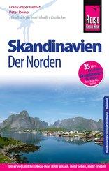 Reise Know-How Reiseführer Skandinavien - der Norden (durch Finnland, Schweden und Norwegen zum Nordkap) (eBook, ePUB)