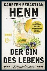 Der Gin des Lebens - Das kulinarische Booklet zum Krimi (eBook, ePUB)