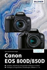 Canon EOS 800D/850D (eBook, PDF)