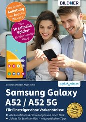Samsung Galaxy A52 / A52 5G (eBook, PDF)