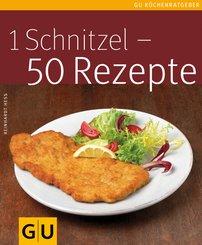 1 Schnitzel - 50 Rezepte (eBook, ePUB)