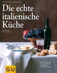 Die echte italienische Küche (eBook, ePUB)