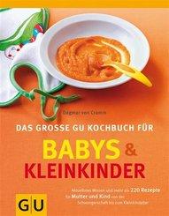 Babys und  Kleinkinder, Das große GU Kochbuch für (eBook, ePUB)