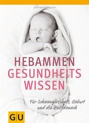 Hebammen-Gesundheitswissen (eBook, ePUB)