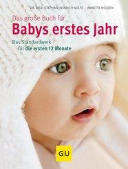 Das große Buch für Babys erstes Jahr (eBook, ePUB)