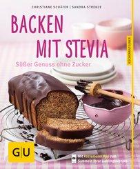 Backen mit Stevia (eBook, ePUB)
