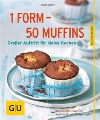 1 Form - 50 Muffins (eBook, ePUB)
