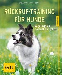 Rückruf-Training für Hunde (eBook, ePUB)