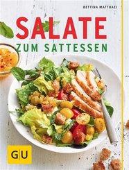 Salate zum Sattessen (eBook, ePUB)