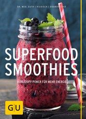 Superfood-Smoothies (eBook, ePUB)