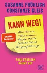 Kann weg! (eBook, ePUB)