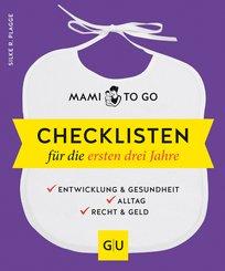 Mami to go - Checklisten für die ersten drei Jahre (eBook, ePUB)