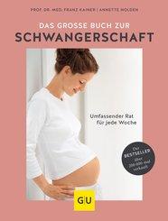 Das große Buch zur Schwangerschaft (eBook, ePUB)
