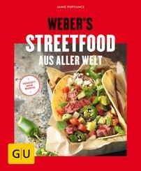 Weber's Streetfood aus aller Welt (eBook, ePUB)