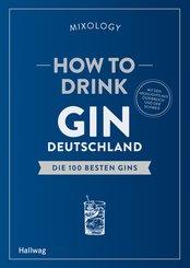 How to Drink Gin: Deutschland (eBook, ePUB)