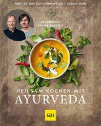 Heilsam kochen mit Ayurveda (eBook, ePUB)
