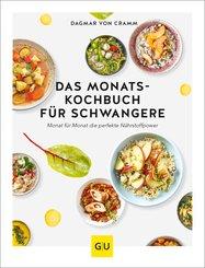 Das Monats-Kochbuch für Schwangere (eBook, ePUB)