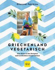 Griechenland vegetarisch (eBook, ePUB)