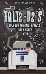 Falt2-D2's - Buch zum Krickeln, Krakeln und Knicken - Ein Origami-Yoda-Kritzelbuch