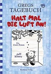 Gregs Tagebuch - Halt mal die Luft an!; 3/4