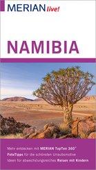 MERIAN live! Reiseführer Namibia (eBook, ePUB)