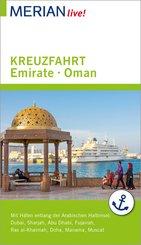 MERIAN live! Reiseführer Kreuzfahrt Emirate Oman (eBook, ePUB)
