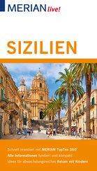 MERIAN live! Reiseführer Sizilien Liparische Inseln (eBook, ePUB)