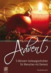 5-Minuten-Vorlesegeschichten für Menschen mit Demenz: Advent (eBook, ePUB)