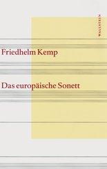 Das europäische Sonett (eBook, PDF)