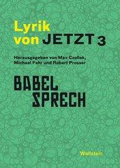 Lyrik von Jetzt 3 (eBook, PDF)