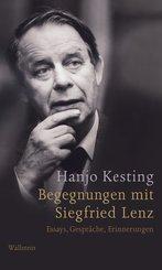 Begegnungen mit Siegfried Lenz (eBook, PDF)