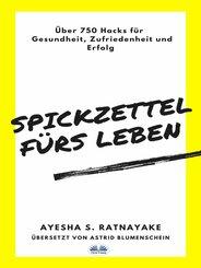 Spickzettel Fürs Leben (eBook, ePUB)