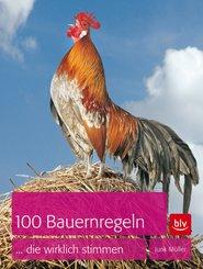 100 Bauernregeln, die wirklich stimmen (eBook, ePUB)