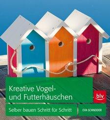 Kreative Vogel- und Futterhäuschen (eBook, ePUB)