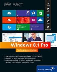 Windows 8.1 Pro (eBook, ePUB)