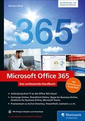 Microsoft Office 365 (eBook, ePUB/PDF)