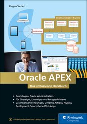 Oracle APEX (eBook, ePUB)
