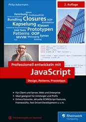 Professionell entwickeln mit JavaScript (eBook, ePUB)