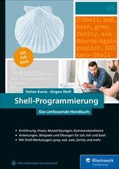 Shell-Programmierung (eBook, ePUB)
