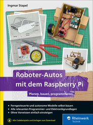 Roboter-Autos mit dem Raspberry Pi (eBook, ePUB)
