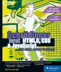 Schrödinger lernt HTML5, CSS und JavaScript (eBook, PDF)