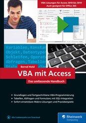 VBA mit Access (eBook, ePUB)