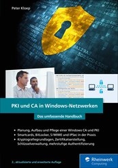 PKI und CA in Windows-Netzwerken (eBook, ePUB)