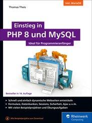 Einstieg in PHP 8 und MySQL (eBook, ePUB)