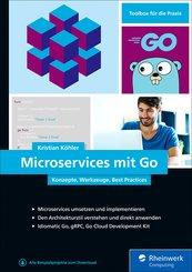 Microservices mit Go (eBook, ePUB)