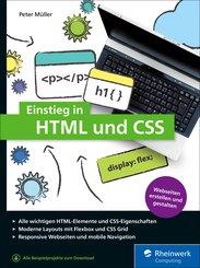 Einstieg in HTML und CSS (eBook, ePUB)