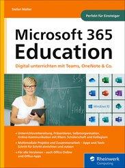 Microsoft 365 Education (eBook, ePUB)