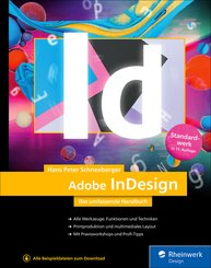 Adobe InDesign (eBook, PDF)