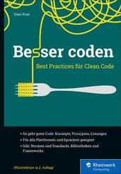 Besser coden (eBook, ePUB)